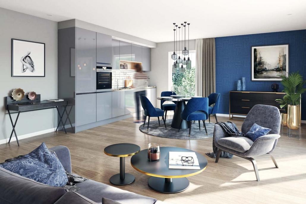 Immobilienvertrieb & Makleragentur in Freigericht - Main-Kinzig-Kreis - COSI Home Immobilien & Interior Styling